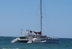 sailing trips from Tamarindo